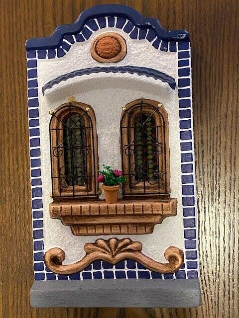 ArteSano Colombian House Wall Decoration Great Condition