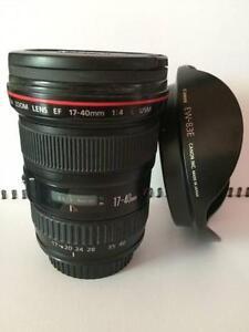 Canon Lens EF 17-40mm f 1:4 L USM Parap Darwin City Preview