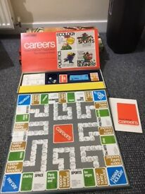 Collection of 8 rare vintage board games from 70s, 80s and 90s. All excellent condition. Would split