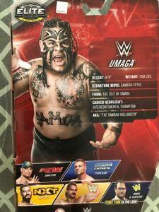 WWE - Umaga Elite Action figure