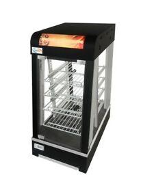 "Hot display unit, ""Deli Compact"" New Commercial"