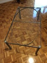 Ikea Glass Top Coffee Table for sale Hallam Casey Area Preview