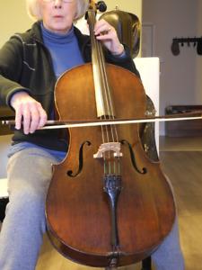 German Built Cello for Sale