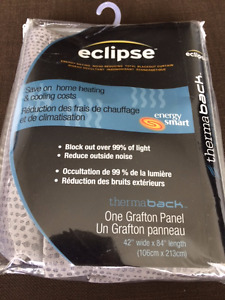 NEW Eclipse blackout Grey