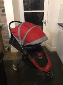 Baby Jogger City Buggy Pram
