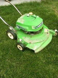 Looking for a Lawn Boy push mower