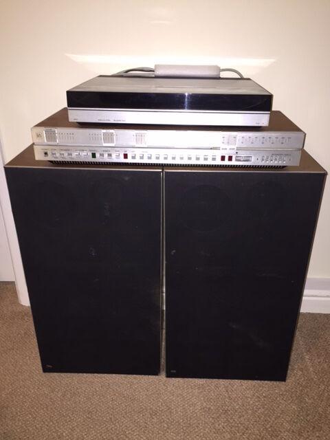 bang olufsen turntable beogram 5000 amplifier 3000 2. Black Bedroom Furniture Sets. Home Design Ideas