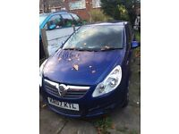 Vauxhall Corsa in best colour