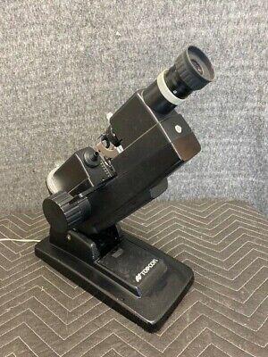 Topcon Lm-8e Lensometer-excellent Condition