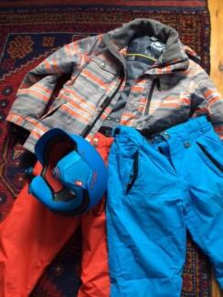 SKI GEAR - BOYS - FANTASTIC VALUE! REDUCED TO SELL. Bar Beach Newcastle Area Preview