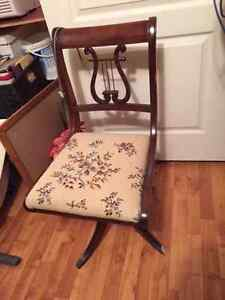 swivel chair Duncan Phyfe Kitchener / Waterloo Kitchener Area image 1