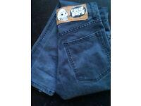 Cheap Monday black jeans size 26/32