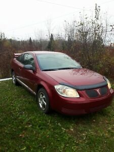2007 Pontiac G5 Coupe (2 door)