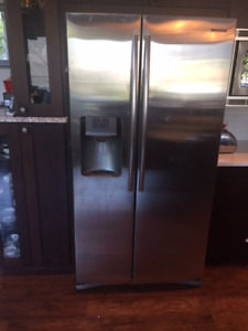 Samsung Stainless Steel Fridge, Stove and Dishwasher set