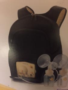 Medela Double breat pump 'Pump in Style' backpack