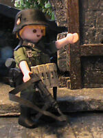 Playmobil Custom Suboficial 14 Inf.division (lublin Polonia-1939) Ref-0508 Bis -  - ebay.es