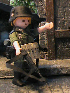 PLAYMOBIL-CUSTOM-SUBOFICIAL-14-INF-DIVISION-LUBLIN-POLONIA-1939-REF-0508-BIS