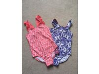 TU Swimsuits x2 one is NEW with tags Age 9 years