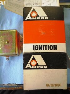 FORD VINTAGE 12V DUAL Circuit Headlamp Relay = Inst.  upto1937+