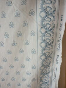 Vintage 1983 tissu d 39 ameublement grantily 39 39 jane churchill au m tre ebay - Tissu ameublement vintage ...