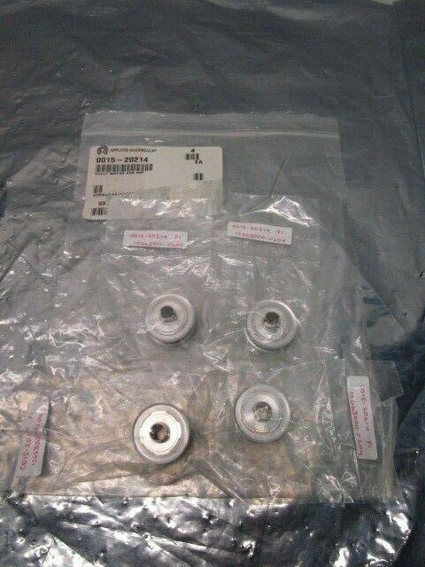 4 AMAT 0015-20214 Pully Motor  VOR IMP, 101410