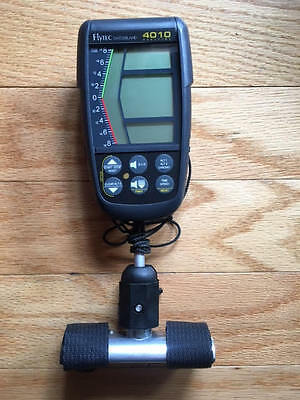 USED Flytec 6010 Variometer for paragliding with GPS - In excellent shape!