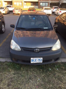 Toyota Echo for Sale!