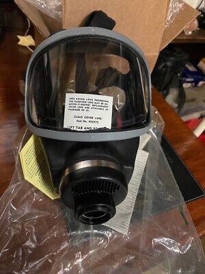 Msa Full Face Scba Gas Mask Ultravue Ultra Vue-small