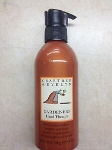 Crabtree Evelyn Gardeners Hand Therapy With Pump 250g Ebay