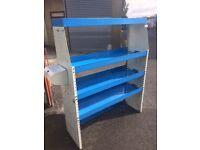 Metal Racking - Shelves For Van etc