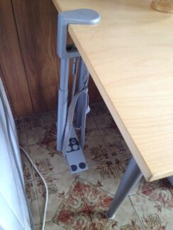 Universal CPU under-desk computer holder--reduced price! Baulkham Hills The Hills District Preview