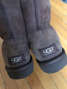 UGGs - Size 7/8 Brown