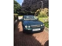 JAGUAR X TYPE DIESEL 2.0D Very economical 50mpg- Cheap road tax (£110) and insurance