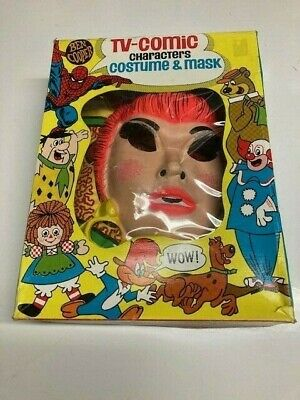 Vintage 1974 Ben Cooper TV Comic Characters I dream of Jeannie Costume