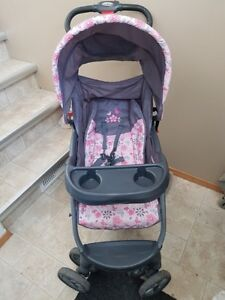 Baby Trend Butterfly Travel System