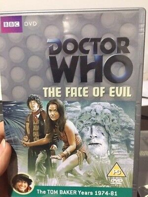 Doctor Who - The Face Of Evil   Excellent Condition  - region (The Shape Of The Face)