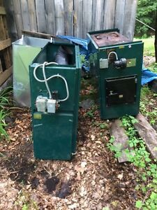 Newmac Wood/Oil Furnace