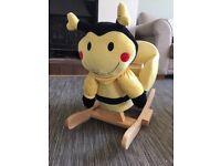 Baby/Child's Bee Rocker