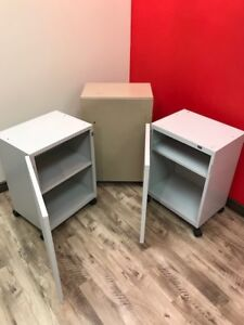 Metal Printer Stands/Cabinets with storage