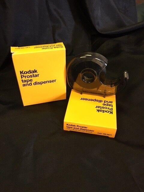 Kodak Prostar silver tape cat#199 0977