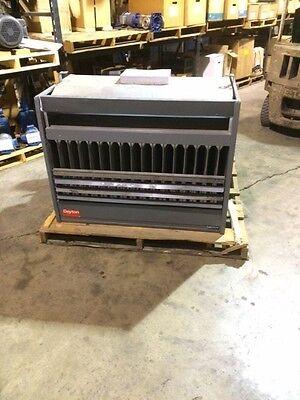 Dayton 3e392b Gas Unit Heater Unused Surplus
