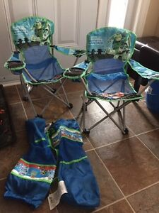 Disney camping quad chair