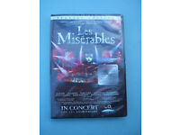 Les Miserables In Concert O2 25th Anniversary Special Edition 2 Disc Alfie Boe Musical