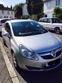 Corsa Automatic 59 plates Very low mileage Excellent Condition Offer welcome