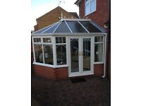 Conservatory, Edwinstowe, collection ASAP