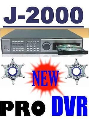 j2000 JPEG2000 J-2000 j-peg argus 8CH DVR RECORDER h.264 dual codec VIDEO DVD