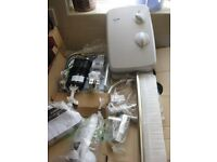 Triton agio Electric shower (new)