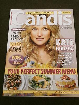 CANDIS MAGAZINE - KATE HUDSON - JUNE 2011