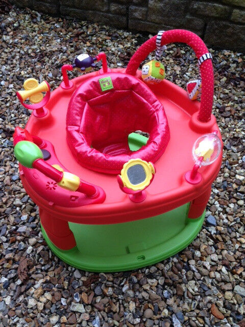 Mamas & Papas baby Little Land seated activity centre