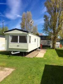 Static Caravan For Sale Sited North Wales , Pool , Club, Entertainment